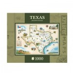 Master-Pieces-71711 Xplorer Maps - Texas