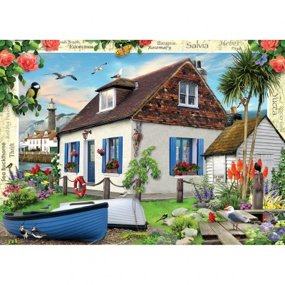 Master-Pieces-71758 Fishermans Cottage