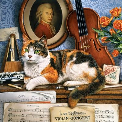 Master-Pieces-71761 Cat-Ology - Gerschwin