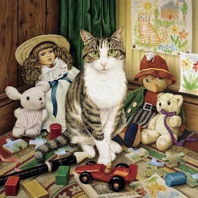 Master-Pieces-71762 Cat-Ology - Pollyanna