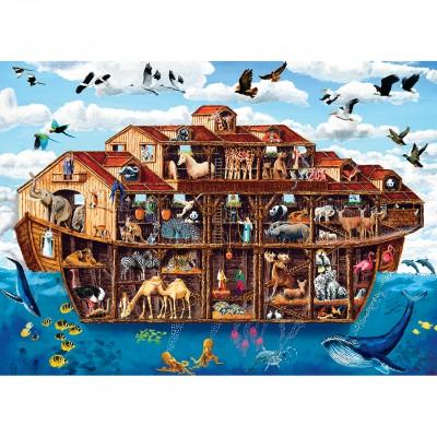Master-Pieces-71963 Pièces XXL - Noah's Ark