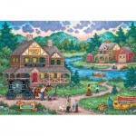 Master-Pieces-71968 Adirondack Anglers