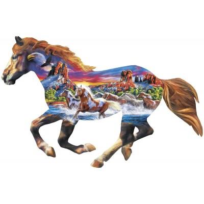 Master-Pieces-72039 Running Horse