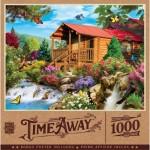 Master-Pieces-72041 Cascading Cabin