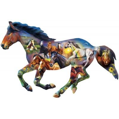 Master-Pieces-72052 Wild Horse
