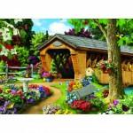 Master-Pieces-81740 Garden Bridge