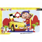 Nathan-86016 Puzzle Cadre - Oui-Oui
