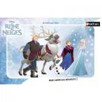 Nathan-86038 Puzzle Cadre - La Reine des Neiges