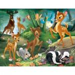 Nathan-86281 Bambi : Promenade en Famille