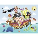 Nathan-86349 Les Petits Pirates