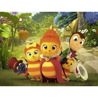 Nathan-86359 Les Drôles de Petites Bêtes