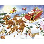 Nathan-86364 La Tournée du Père Noël