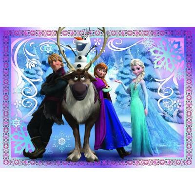 Nathan-86522 La Reine des Neiges : Une Equipe Formidable