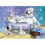 Nathan-86612 Les 101 Dalmatiens : Tous au bain