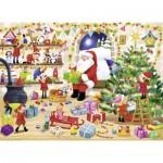 Nathan-86622 L'Atelier du Père Noël