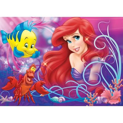 Nathan-86634 Ariel, Jolie Petite Sirène