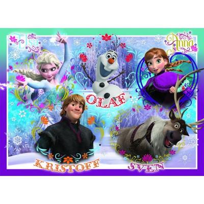 Nathan-86635 La Reine des Neiges : Bienvenue Royaume Arendelle