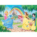 Nathan-86708 Disney Princess : Le Jardin des Princesses