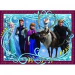 Nathan-86723 La Reine des Neiges : Photo de Famille