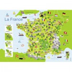 Nathan-86732 Carte de France