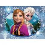 Nathan-86858 La Reine des Neiges : Anna et Elsa