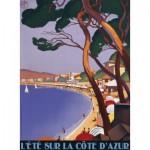 Nathan-87145 Vintage Côte d'Azur
