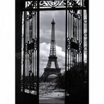 Nathan-87570 Tour Eiffel nostalgique