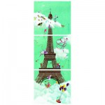 Nathan-87612 Marie-Anne Foucart : Tour Eiffel