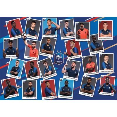 Nathan-87629 Equipe de France de Football