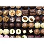 Nathan-87796 Gourmandises Chocolatées