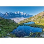 Nathan-87806 Lac des Chéserys, Massif du Mont Blanc
