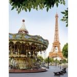 Nathan-87881 Le Carrousel du Trocadéro