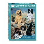 Otter-House-Puzzle-72629 Mixed Dogs - The Look Out