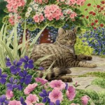 Otter-House-Puzzle-72632 Cat - Lazy Summer Days