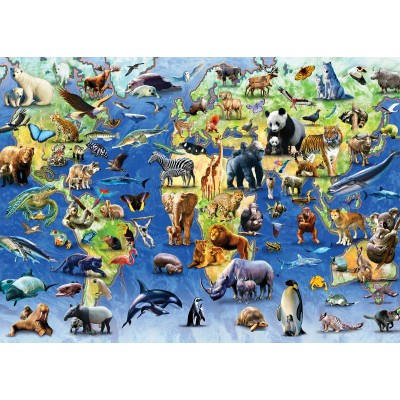 Otter-House-Puzzle-73570 Endangered Animals