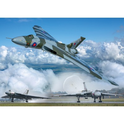 Otter-House-Puzzle-73711 Vulcan XH558