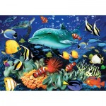 Otter-House-Puzzle-74222 Coral Reef