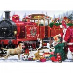 Otter-House-Puzzle-74737 Santa's Express