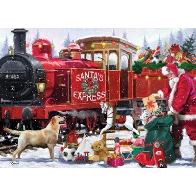 Otter-House-Puzzle-74737 Santa's Express