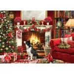 Otter-House-Puzzle-74741 Festive Fireside
