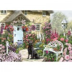 Otter-House-Puzzle-74748 Cottage Garden