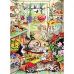 Otter-House-Puzzle-74749 Allotment Kittens