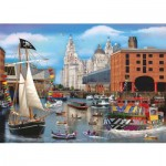 Otter-House-Puzzle-75083 Dockside