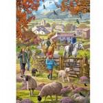 Otter-House-Puzzle-75090 Autumn Walk