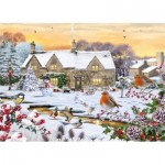 Otter-House-Puzzle-75094 Country Garden