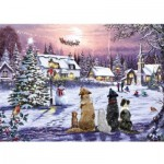 Otter-House-Puzzle-75096 Christmas Eve