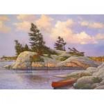 Cobble-Hill-51014 Douglas Laird - Red Canoe
