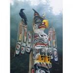 Cobble-Hill-51777 Totem dans la Brume
