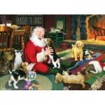 Cobble-Hill-51831 Tom Newsom: Santa's Playtime