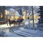 Cobble-Hill-51834 Mark Keathley: Horse-Drawn Buggy